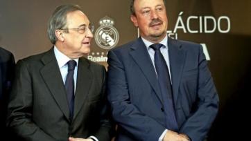 Marca: Перес решил прекратить сотрудничество с Бенитесом
