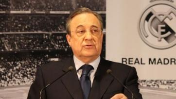 Сегодня на «Сантьяго Бернабеу» состоится пресс-конференция Переса