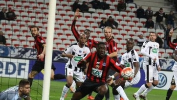 «Ренн» выбил «Ниццу» из Кубка Франции