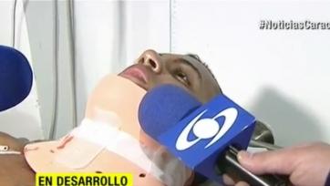 Колумбийский футболист получил тяжёлую травму, пытаясь отбить у преступников свой мобильный телефон