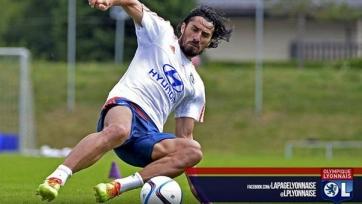 Милан Бишевац сменит «Лион» на «Лацио»?