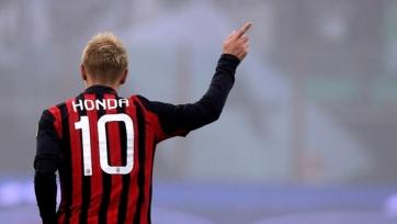 Хонда: «Милан» не в том положении, когда один новый футболист может решить все проблемы»