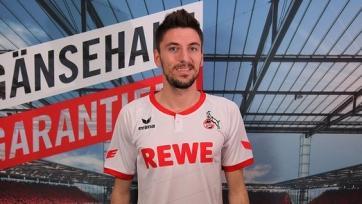 Официально: Младенович стал игроком «Кёльна»