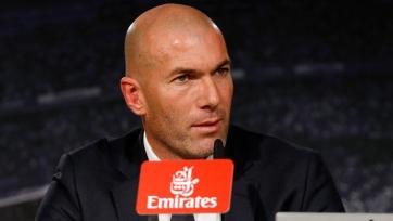 Зинедин Зидан: «Победа в Лиге чемпионов вполне реальна»