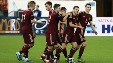 Сборная России разгромила Эстонию