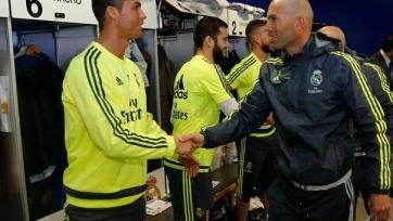 Marca: Контракт Зинедина Зидана рассчитан до лета 2018-го года
