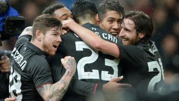 «Ливерпуль» выиграл в первом кубковом матче со «Стоком»