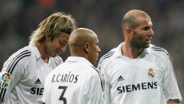 Роберто Карлос: «Зидан в «Реале» будет не столько тренером, сколько учителем»