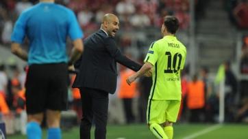 Хосеп Гвардиола может встать у руля «Манчестер Сити», если англичане купят Месси