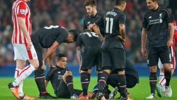 «Ливерпуль» сыграет против «Эксетера» без ряда ведущих футболистов