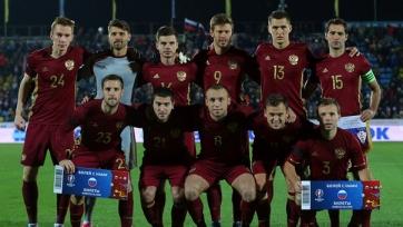 Россия сохранила позиции в рейтинге ФИФА