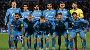 «Зенит» среди сорока лучших клубов мира по версии IFFHS