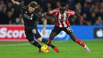«Саутгемптон» отказался продавать Садио Мане в «Манчестер Юнайтед»