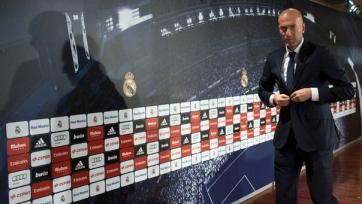 Зинедин Зидан прошлым летом отказался от контракта в 13 миллионов евро в Саудовской Аравии