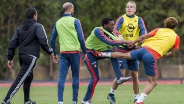 Игроки «Фейеноорда» учинили драку во время тренировки