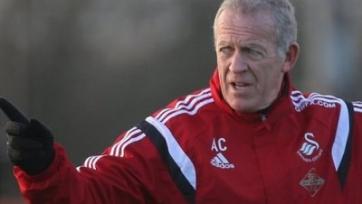 Алан Кертис будет руководить «Суонси» до конца сезона
