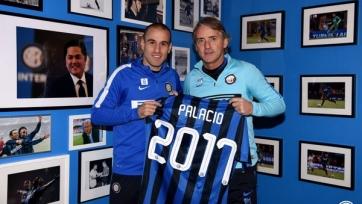 Официально: «Интер» пролонгировал соглашение с Паласио