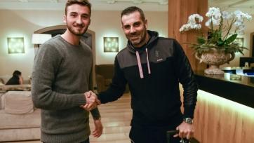 «Палермо» заключил арендный договор с Кристанте