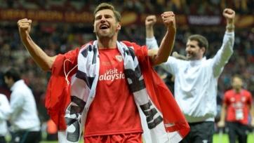 Крыховяк: «Знаю об интересе «Арсенала», но сейчас в моей голове только «Севилья»