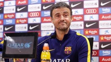 Луис Энрике: «Гранада» - очень опасная команда»