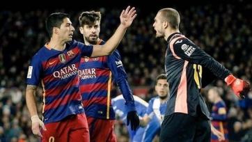 «Барселона» подала апелляцию на дисквалификацию Луиса Суареса