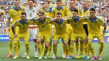 Сборная Украины проведёт контрольный матч с Румынией