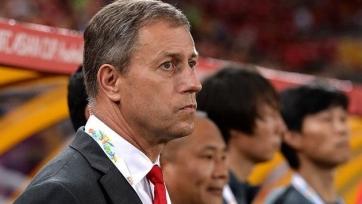Официально: Сборная Китая осталась без главного тренера