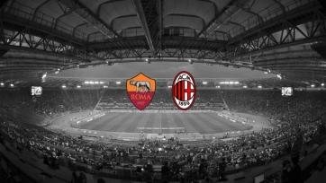 Анонс. «Рома» - «Милан». Победить, нельзя проигрывать