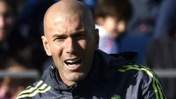 Зидан: «Я пришёл, чтобы футболисты продолжили развиваться»