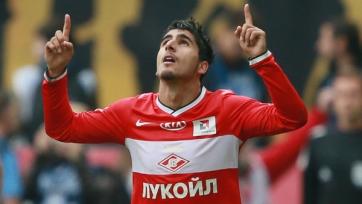 «Райо» включился в борьбу за Озбилиза