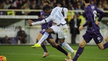 «Лацио» выиграл на выезде у «Фиорентины»
