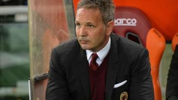Синиша Михайлович поблагодарил игроков «Милана» за хорошую игру