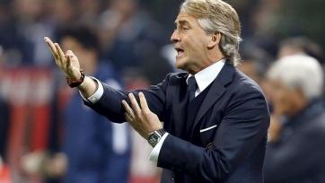 Роберто Манчини: «Вратарь соперника был неподражаем»