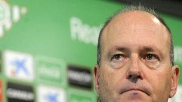 «Бетис» уволил главного тренера