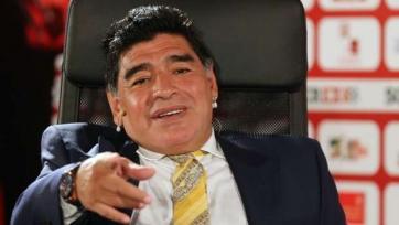 Диего Марадона: «Я рад за «Наполи», теперь надо добыть скудетто»