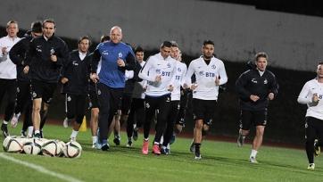 Футболисты «Динамо» провели первую тренировку в Португалии
