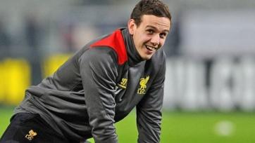 Дэнни Уорд возвращается в «Ливерпуль»