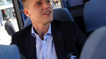 «Динамо» решило вернуть Денисова к работе с основным составом