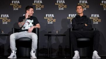 Месси: «У Роналду есть те качества, которым позавидует любой игрок на планете»
