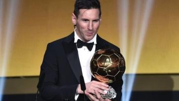 Лионель Месси: «Футбол дал мне всё в этой жизни»