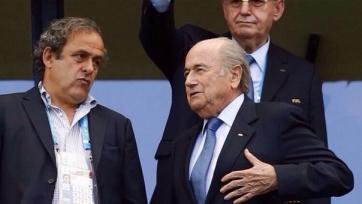 Следственная палата ФИФА требует пожизненного отстранения Блаттера и Платини от футбола