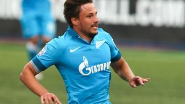 Полузащитник «Зенита» продолжит карьеру в «Тосно»