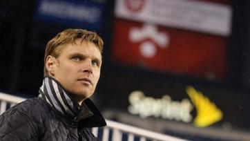 Янкаускас – новый наставник литовской сборной