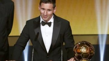 Луис Энрике: «Месси – величайший игрок в истории футбола»