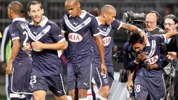 «Бордо» пробился в полуфинал Кубка французской лиги