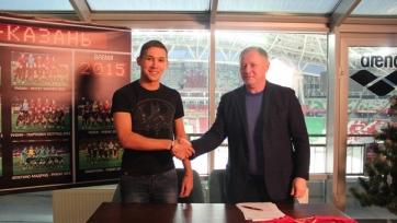 Официально: «Рубин» продлил контракт с Набиуллиным