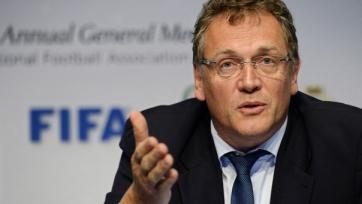 Официально: Вальке больше не является генеральным секретарём ФИФА