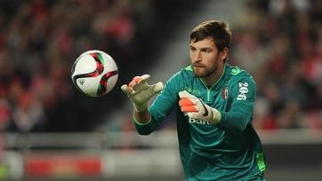 В Португалии выбрали лучшего вратаря чемпионата. Крицюк оказался выше Касильяса