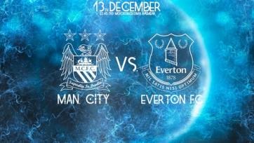 Стали известны стартовые составы «Эвертона» и «Манчестер Сити»