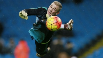 Джо Харт проводит 250-й матч в составе «Манчестер Сити»